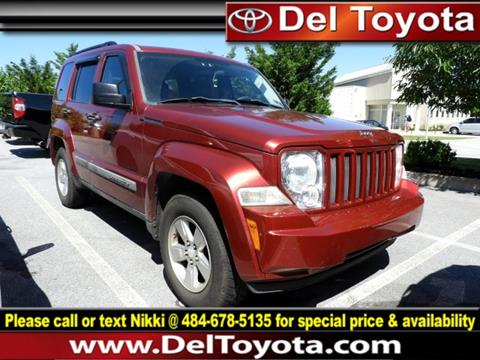 2011 Jeep Liberty for sale in Thorndale, PA