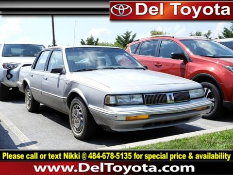 1994 Oldsmobile Cutlass Ciera for sale in Thorndale, PA