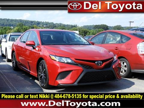2019 Toyota Camry for sale in Thorndale, PA