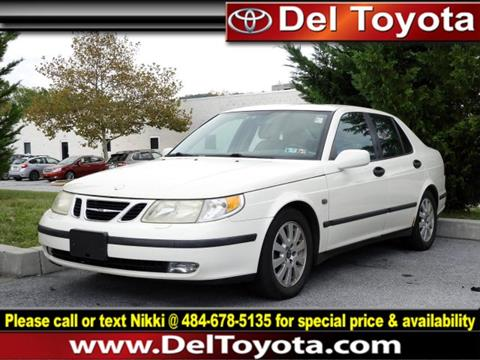 2002 Saab 9-5 for sale in Thorndale, PA