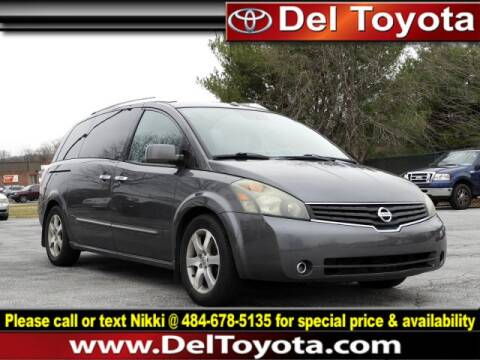 2008 Nissan Quest for sale in Thorndale, PA