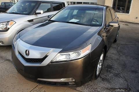 2011 Acura TL for sale in Glenolden, PA