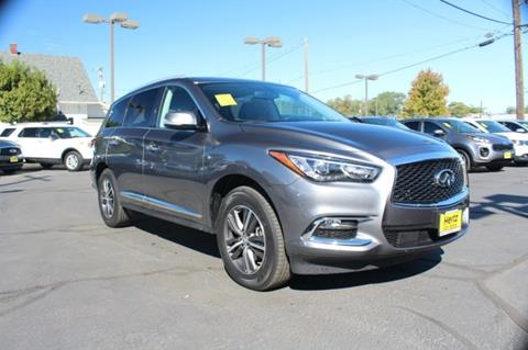 2017 Infiniti QX60 for sale in Ogden, UT