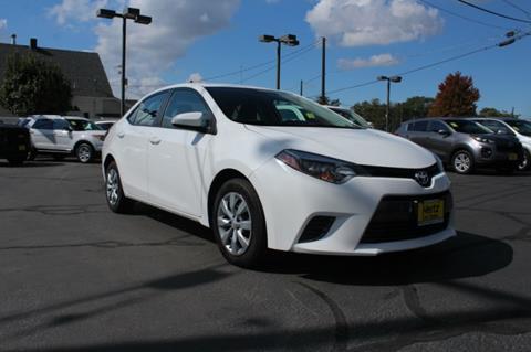 2016 Toyota Corolla for sale in Ogden, UT
