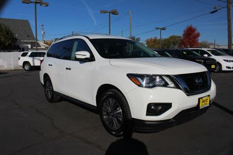 2017 Nissan Pathfinder for sale in Ogden, UT