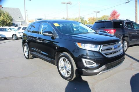 2017 Ford Edge for sale in Ogden, UT