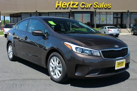 2017 Kia Forte for sale in Ogden, UT