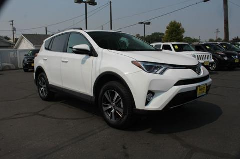 2017 Toyota RAV4 for sale in Ogden, UT
