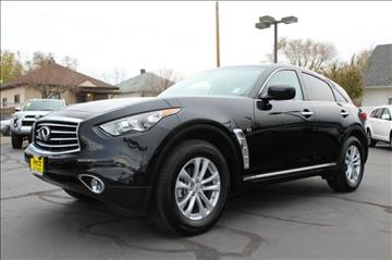 2016 Infiniti QX70 for sale in Ogden, UT