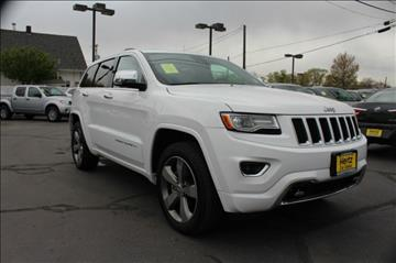 2015 Jeep Grand Cherokee for sale in Ogden, UT