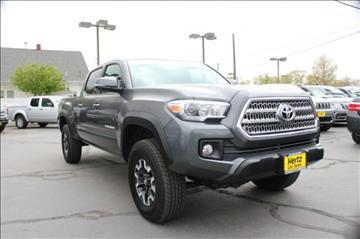 2017 Toyota Tacoma for sale in Ogden, UT