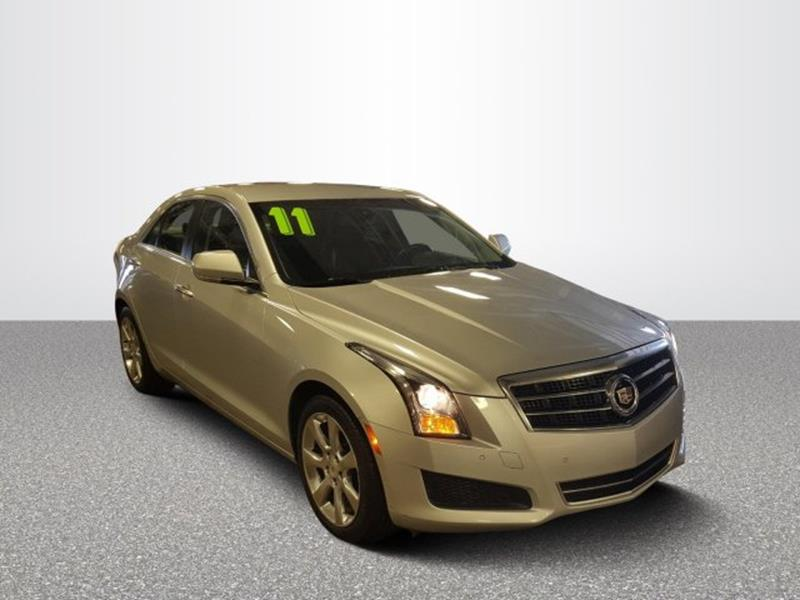 2013 Cadillac Ats 2 0t Luxury In Detroit Mi Carloanready Com
