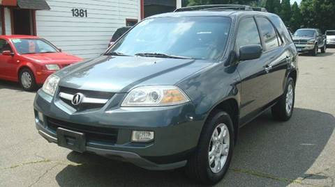 2005 Acura MDX for sale at American Auto Specialist Inc in Berlin CT