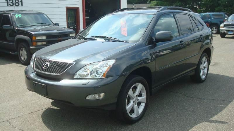 2005 Lexus RX 330 for sale at American Auto Specialist Inc in Berlin CT