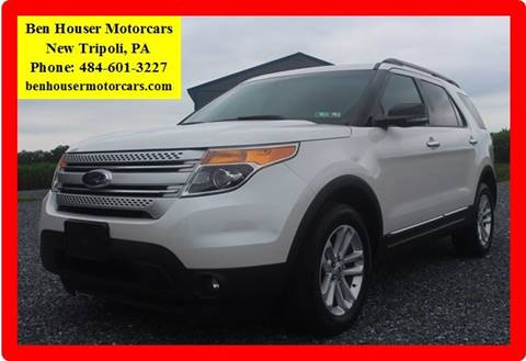 2014 Ford Explorer for sale in New Tripoli, PA