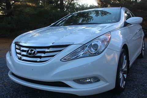 2012 Hyundai Sonata for sale in New Tripoli, PA
