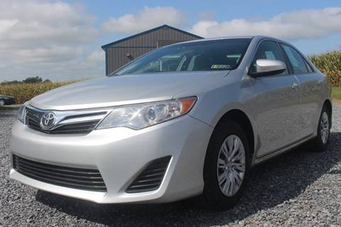 2014 Toyota Camry for sale in New Tripoli, PA