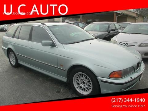 2000 BMW 5 Series 528i 4dr Wagon