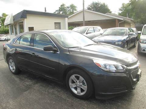 2015 Chevrolet Malibu for sale at U C AUTO in Urbana IL