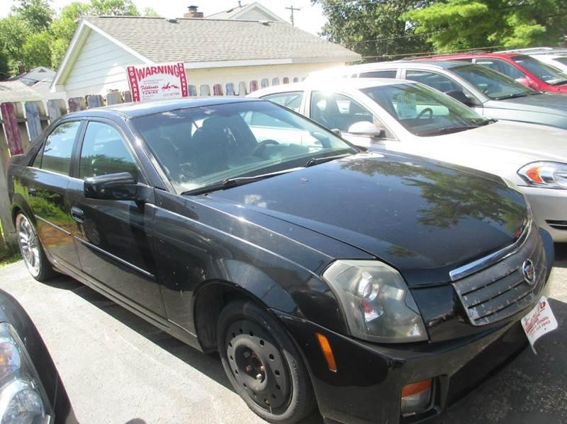 2004 Cadillac CTS for sale at U C AUTO in Urbana IL