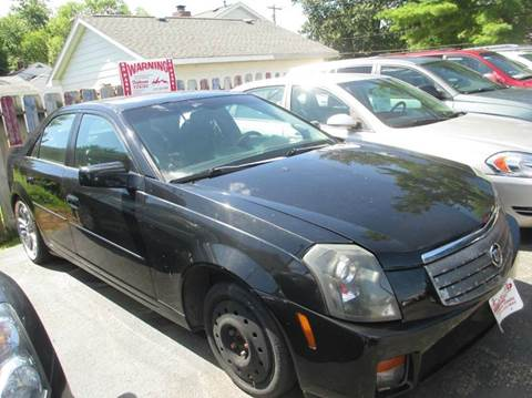 2004 Cadillac CTS for sale at U C AUTO in Urbana IL