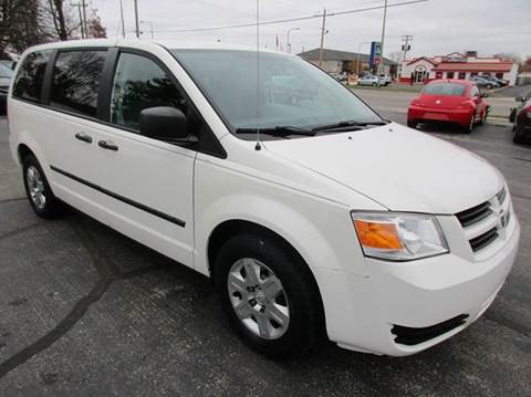 2008 Dodge Grand Caravan for sale at U C AUTO in Urbana IL