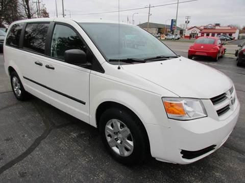 2008 Dodge Grand Caravan for sale at U C AUTO in Urbana IL