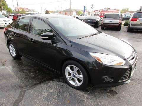 2013 Ford Focus for sale at U C AUTO in Urbana IL