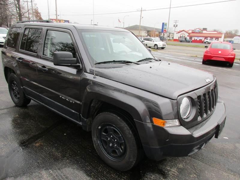 2014 Jeep Patriot for sale at U C AUTO in Urbana IL