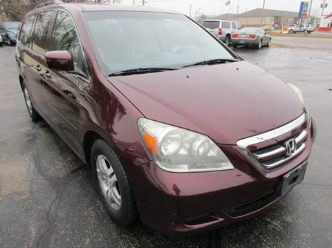 2007 Honda Odyssey for sale at U C AUTO in Urbana IL