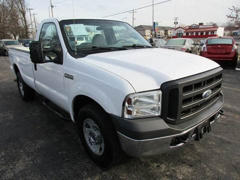 2005 Ford F-250 Super Duty for sale at U C AUTO in Urbana IL