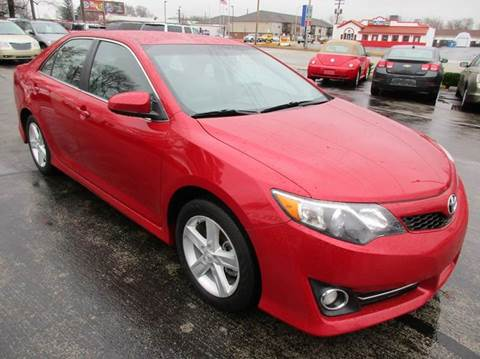 2014 Toyota Camry for sale at U C AUTO in Urbana IL