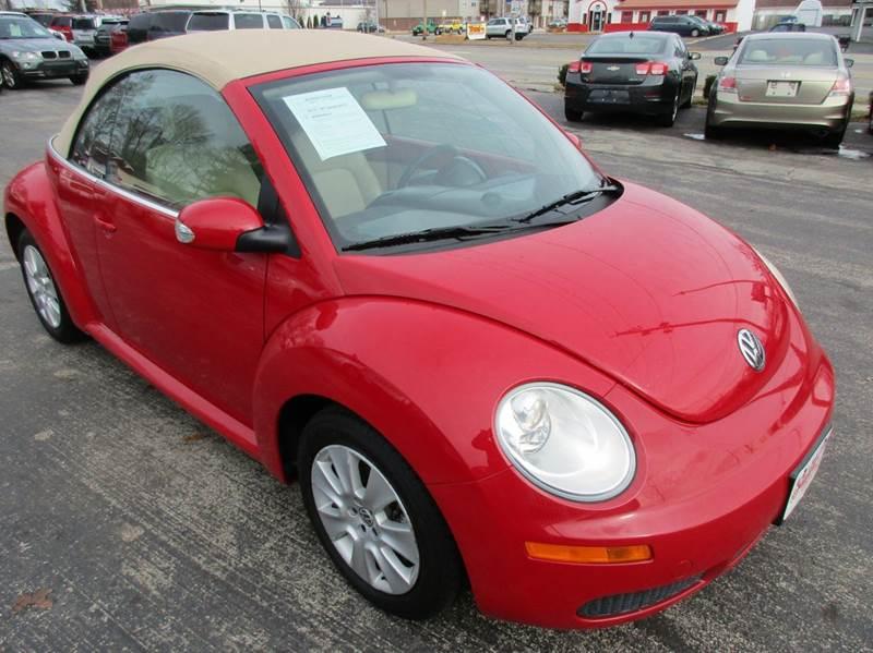 2008 Volkswagen New Beetle for sale at U C AUTO in Urbana IL