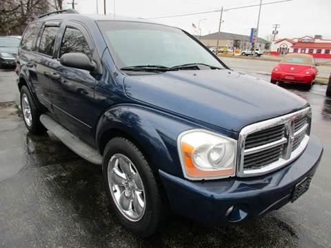 2005 Dodge Durango for sale at U C AUTO in Urbana IL