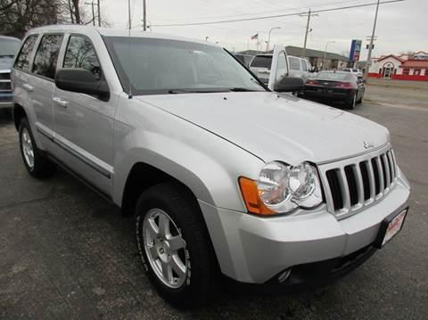 2008 Jeep Grand Cherokee for sale at U C AUTO in Urbana IL
