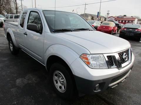 2014 Nissan Frontier for sale at U C AUTO in Urbana IL