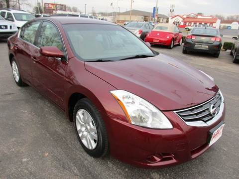 2012 Nissan Altima for sale at U C AUTO in Urbana IL