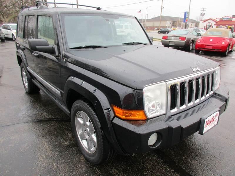 2006 jeep commander limited 4dr suv 4wd in urbana il u c auto2006 jeep commander limited 4dr suv 4wd urbana il