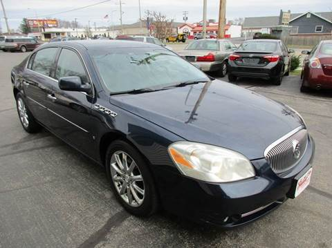 2008 Buick Lucerne for sale at U C AUTO in Urbana IL