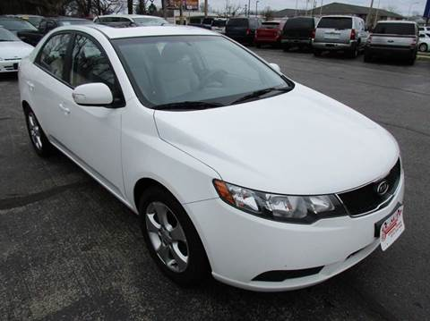 2010 Kia Forte for sale at U C AUTO in Urbana IL