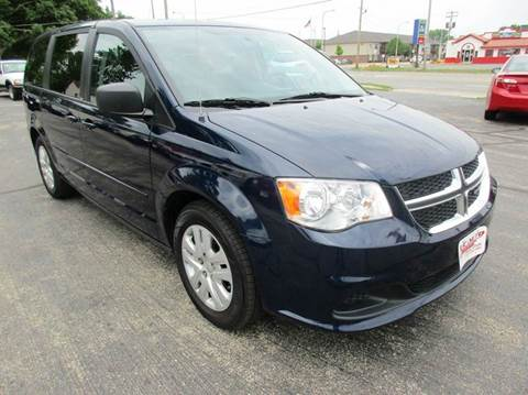 2014 Dodge Grand Caravan for sale at U C AUTO in Urbana IL