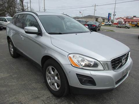 2010 Volvo XC60 for sale at U C AUTO in Urbana IL