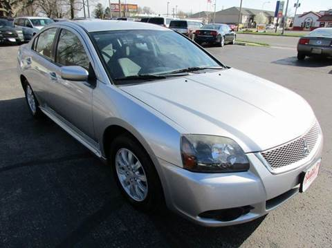2010 Mitsubishi Galant for sale at U C AUTO in Urbana IL