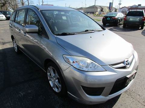 2010 Mazda MAZDA5 for sale at U C AUTO in Urbana IL