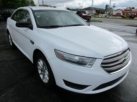 2014 Ford Taurus for sale at U C AUTO in Urbana IL