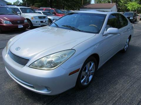2006 Lexus ES 330 for sale at U C AUTO in Urbana IL