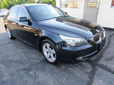 2008 BMW 5 Series for sale at U C AUTO in Urbana IL