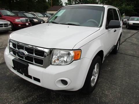 2010 Ford Escape for sale at U C AUTO in Urbana IL