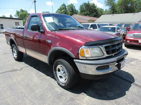 1998 Ford F-150 for sale at U C AUTO in Urbana IL