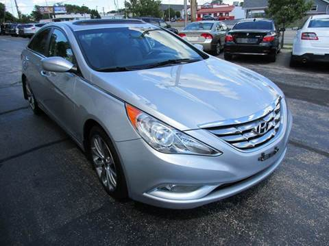 2012 Hyundai Sonata for sale at U C AUTO in Urbana IL